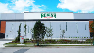 Bekins Worldwide Building